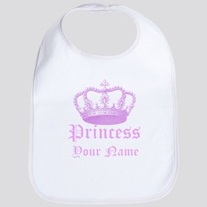 Custom Princess Bib